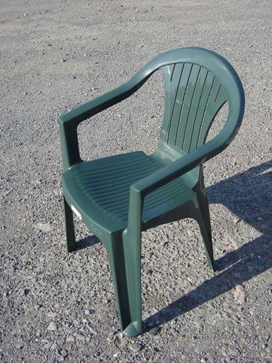 fauteuil monobloc atlantide vert sfpl soci t de fournitures pour locatifs. Black Bedroom Furniture Sets. Home Design Ideas