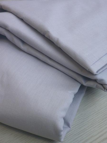 Drap housse 80 x 190 cm gris sylver sfpl soci t de - Drap housse 80 x 190 ...