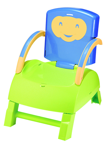 Rehausseur de chaise sans tablette