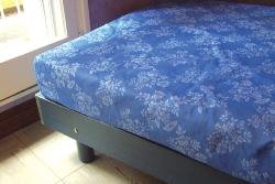renove matelas amovible bleu 70 x 190 cm sfpl soci t de. Black Bedroom Furniture Sets. Home Design Ideas