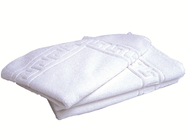 tapis de bain 50 x 70 eponge blanc sfpl soci t de. Black Bedroom Furniture Sets. Home Design Ideas