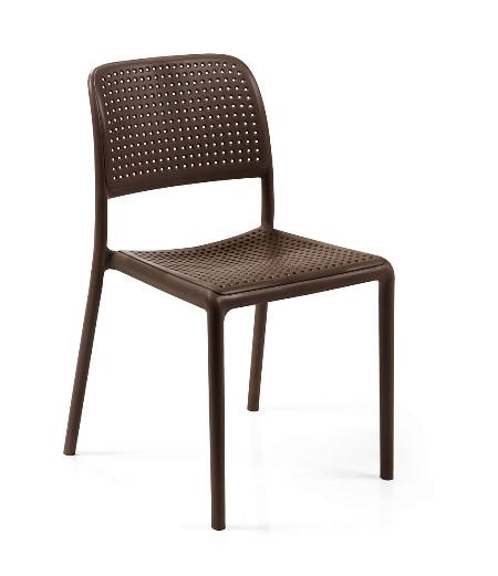 chaise nardi bora bistrot anthracite sfpl soci t de fournitures pour locatifs. Black Bedroom Furniture Sets. Home Design Ideas