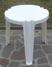 TABLE TRENDY GIGLIO EMPILABLE