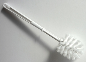 BROSSE WC BLANCHE