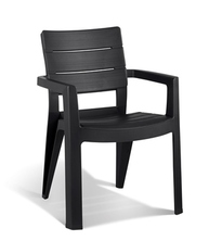FAUTEUIL IBIZA ANTHRACITE