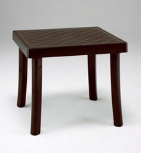 TABLE BASSE NARDI RODI Café 46x46cm