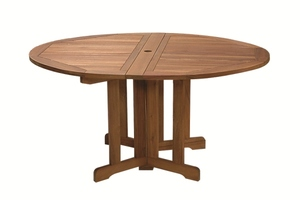 TABLE RONDE MILANO ACACIA