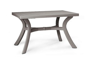 TABLE NARDI TOSCANA TORTORA 120x80cm